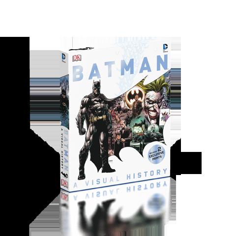 batman a visual history pdf