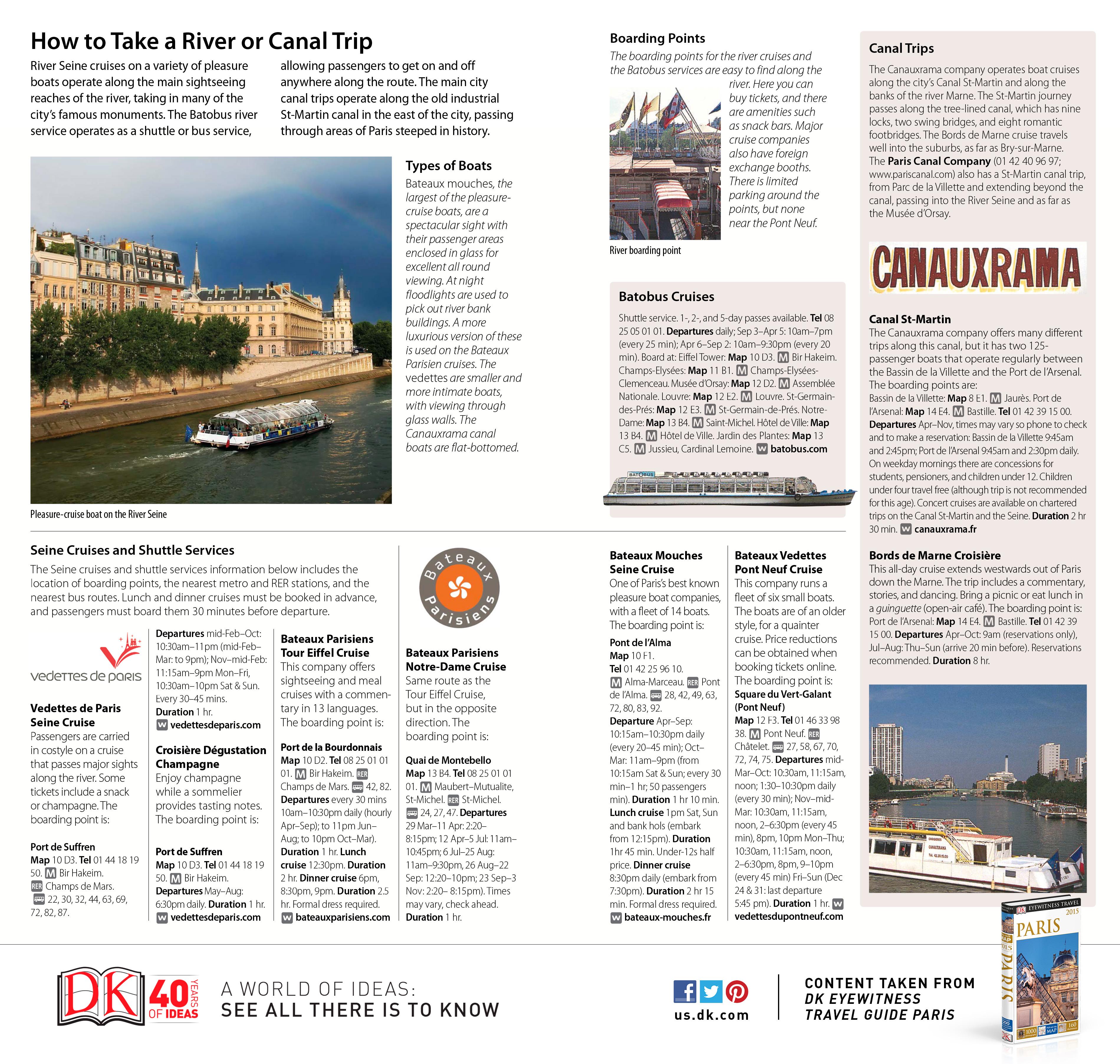 Tours alrededor de Moscú - Lugares de interés en Moscú - En su guía de la ciudad de bolsillo - guías de viajes esenciales